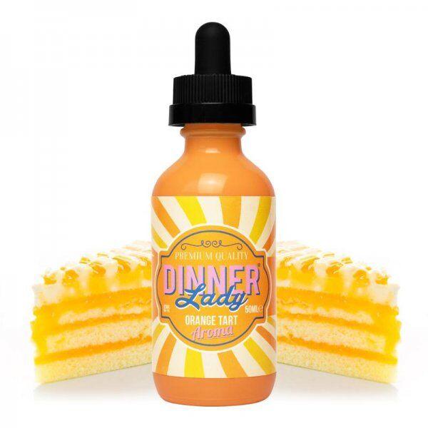 Liquid Dinner Lady - Orange Tart