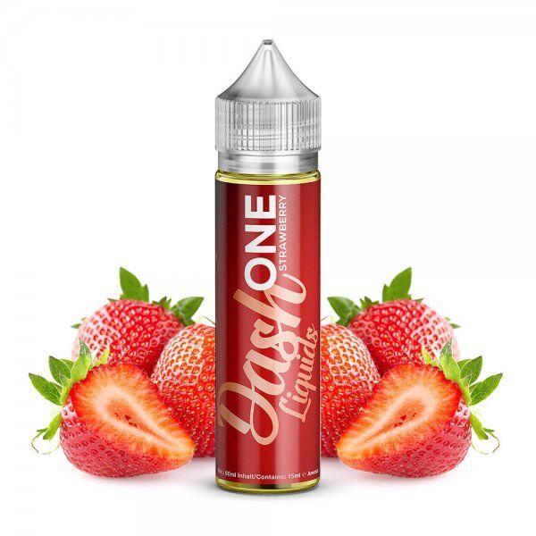 Dash Liquids - One Strawberry Aroma 15ml