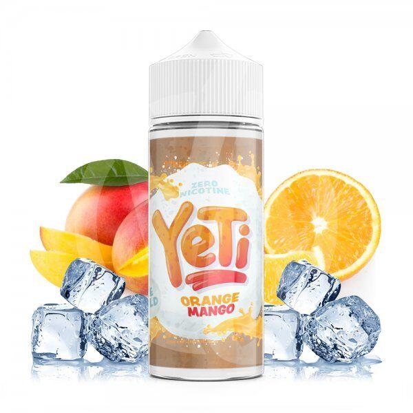 Yeti - Orange Mango Liquid 100ml