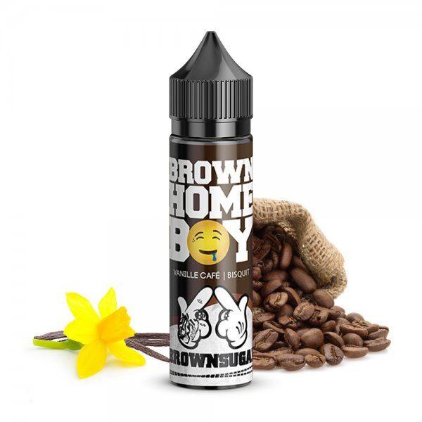 #brownsugar - Brown Home Boy Aroma 20ml