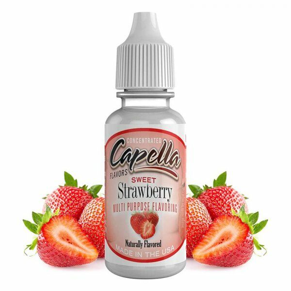 Capella - Sweet Strawberry Aroma