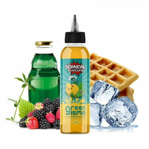Liquid Scandal Flavours - Green Gismo