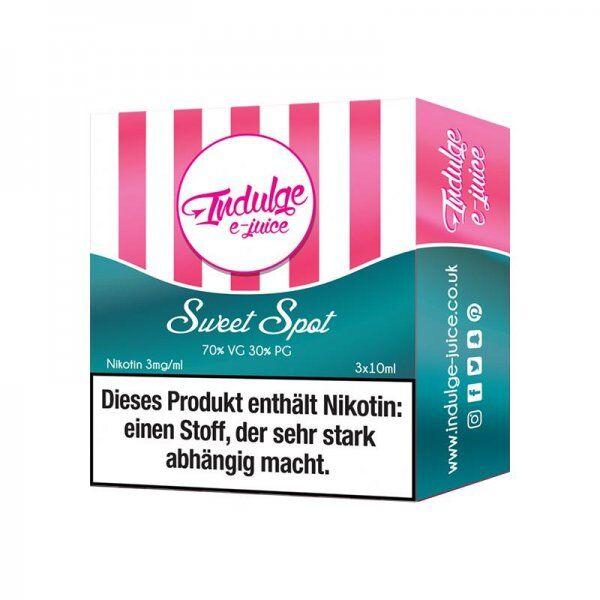 Liquid Indulge Juice - Sweet Spot 3 x 10 ml