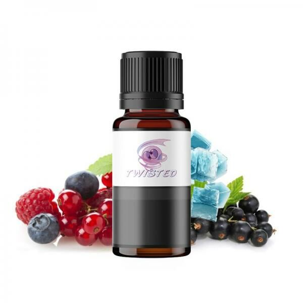 Twisted Flavors - Ice - Cassis Aroma