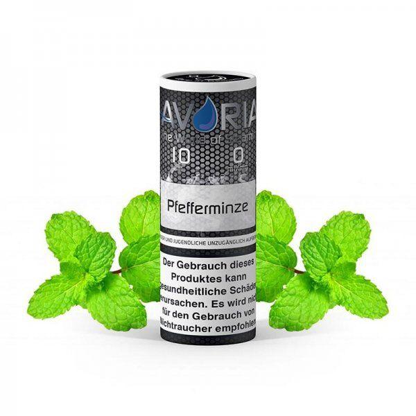 Avoria - Pfefferminz Liquid 10ml