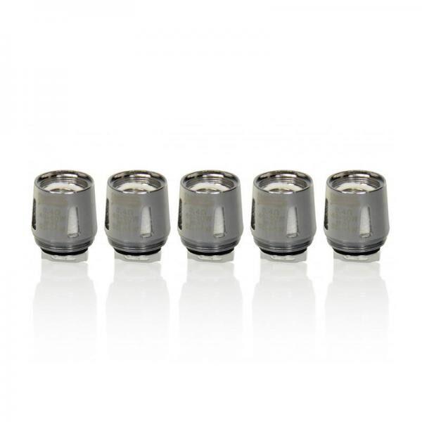SMOK - V8 Baby Beast V8-Q2 Dual Coil Verdampferköpfe (5er Pack)
