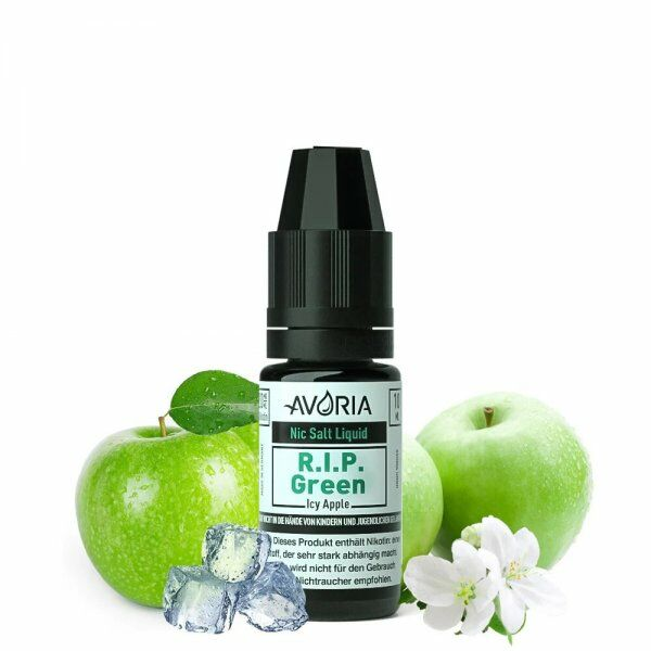 Avoria - R.I.P. Green Nikotinsalz 10ml