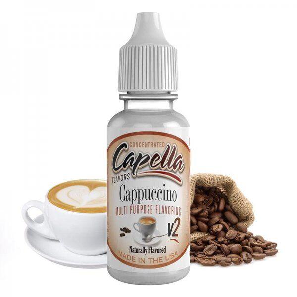 Capella - Cappuccino V2 Aroma