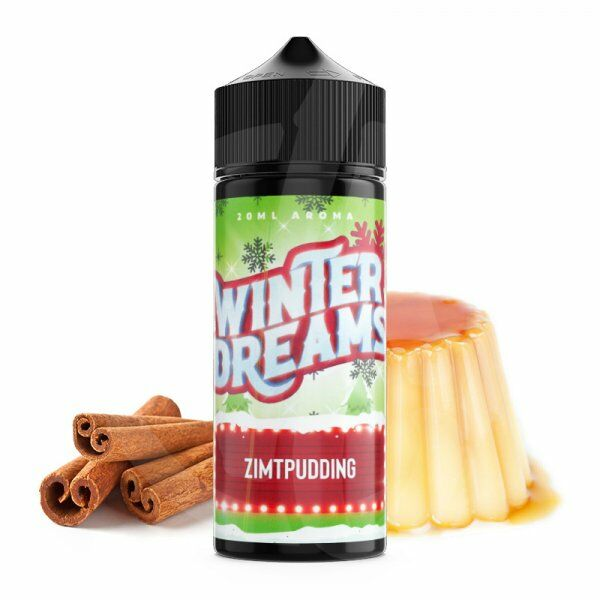 Winter Dreams - Zimtpudding Aroma 20ml