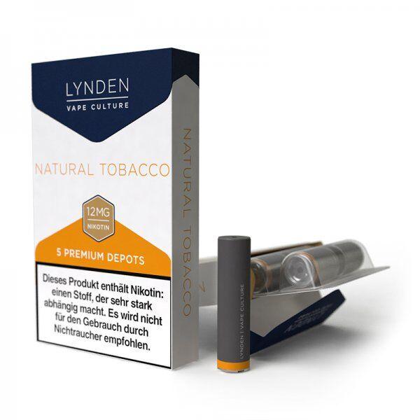 Liquid Natural Tobacco Depot