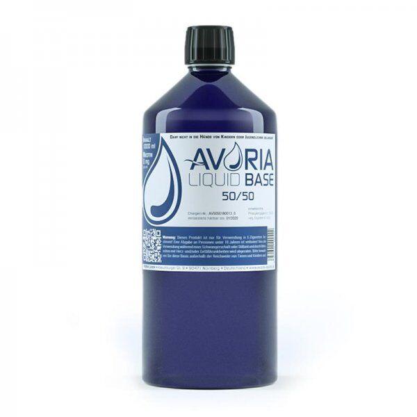Liquid Basis - 50/50 - 1 Liter