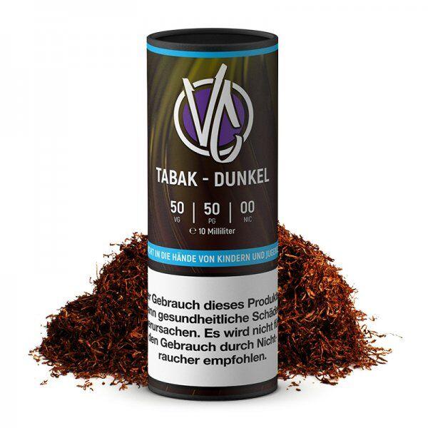 VC - Tabak-Dunkel Liquid 10ml
